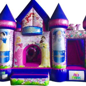 Castillo Premium Princesas